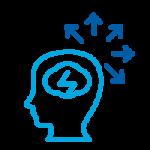 Research dissemination icon